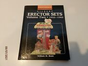 Greenbergand039s Guide To Gilbert Erector Sets Volume Two 1933-1963 Hardcover