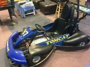 Tom Cat Go Kart With New 13hp Electric Start Engine