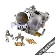 1x Carburetor Carb Butterfly-type For Big Twin And Sportster Shorty Carb Super E