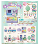 My Little Fairy Cosmetics All 6 Types Complete Set Discontinued Product Re-ment