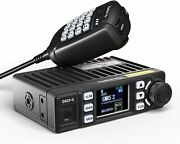 Radioddity Db20-g 20w Gmrs Mobile Radio Repeater Capable 500 Channels V/uhf Scan