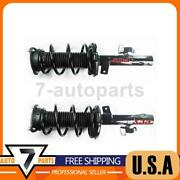 Strut Assembly Front Left Front Right Focus Auto Parts Fit Volvo S40 2004-2010