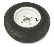 American Tire 30000 480 X 8 B Tire And Wheel Imported 4 Hole Painted