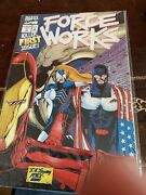 Force Works 1 First Issue July 1994 Marvel Comics Pop-up Cover
