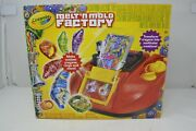 Crayola Melt And039n Mold Factory Recycle Your Old Crayons 8+