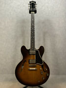 Greco Sa-900 Project Series Sunburst Made In Japan 1979 Vintage S1184