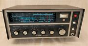 Knight Star Roamer Radio Receiver Powers Up And Works But For Parts Only