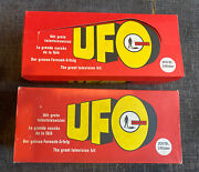 Ufo Gum Card Counter Box With Empty Packets