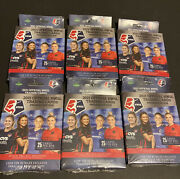 62021 Official Nwsl Trading Cards Premier Edition Hanger Box Womens Soccer New