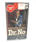 Sealed Vhs Dr No Cbs Fox James Bond From My Personal Collection
