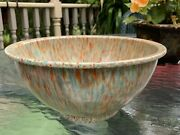 """Vintage Texas Ware Melamine Confetti Bowl, Great Colors,10"""" Across, Pre Owned."""