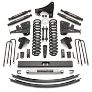 Lftkt-suspw/shock For 2017-2020 Ford F-250 Super Duty Ready Lift 49-2780