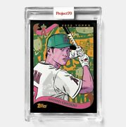 Topps Project 70 Card 536 - Shohei Ohtani By Morning Breath - Presale