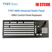Tyst Vmix Switcher Panel 4m/e Advanced Panels Real Time Hardware Control Panel