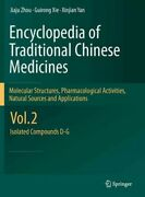 Encyclopedia Of Traditional Chinese Medicines - Molecular Structures Pharm...