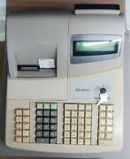 Sharp Er-a410 Electronic Cash Register With 48 Thermal Receipt Rolls Included