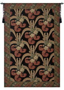 Elegant Floral Scroll European Tapestry - Wall Art Hanging For Decor 80x52 Inch