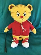 Daniel Tiger Talking Plush Toy Converted To Switch Toy For Special Needs Kids