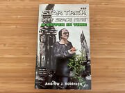 Star Trek Deep Space 9 Andrew Robinson A Stitch In Time 1st Edition