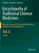 Encyclopedia Of Traditional Chinese Medicines Molecular Structures Pharmac...