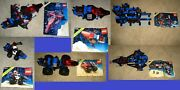 Used Lego Set Space Police Set Complete With Instructions  Free Shipping