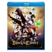 Black Clover The Complete Second Season Blu-ray, 2020