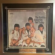 The Beatles Andldquobutcher Coverandrdquo Yesterday And Today Stereo Framed Nice Peel