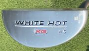 Odyssey White Hot Xg 9 Putter Men's Rh Steel Heel-shafted 35 Inches Pre-owned