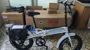 Lectric Xp 1.0 Ebike - Pannier Bags, Battery, Charger All Included Open Box New