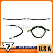 Brake Hydraulic Hose Rear Front Centric Parts Fit Geo Prizm 1993-1995