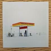Signed Photo From Mark Power 6 X 6 Limited Edition Magnum Square Print