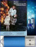 Vintage 1975 Sears Christmas Wishbook / Catalog On Usb Drive Toys Clothes And More