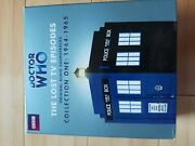 Doctor Who The Lost Tv Episodes Collection 1 Bbc