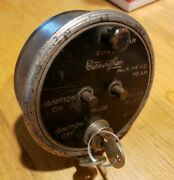 Rare Cunningham Speedster Automobile Ignition Switch 1920and039s
