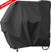 Grill Cover For Masterbuilt 560 Gravity Series Charcoal Smoker Heavy Duty Water