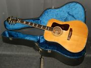Made In 1972 - Kiso Suzuki Violin Wh500 - Western Style Acoustic Concert Guitar