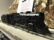 Lionel 20252-6-2 Locomotive And 2466wx Matching Tender