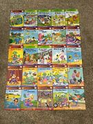 Lot Of 25 Leap Frog Tag Books - Books Only No Hardware. Early Reading Series