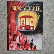 Hell Train Bob Staake   August 7 And 14 2017   The New Yorker Magazine