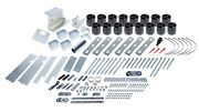 Performance Accessories 10-12 Dodge Ram 2500 Dsl 3in Body Lift Kit Pa60213
