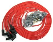 Pertronix Ignition 8mm Universal Wire Set - Red 808490