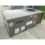 York Zf048h07b4a1aba1a1 4 Ton Rooftop Gas/electric Ac Unit 13 Seer 460-60-3