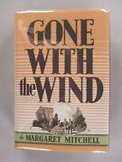 Gone With The Wind - Margaret Mitchell - 1st Edt/2nd Printing June 1936 Facs Dj