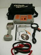 Ditch Witch Subsite 150 83k Cable Pipe Utility Locator Utiliguard Rycom Dynatel