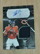 2021 Justin Fields Rpa And039d 34/75 Panini Black Rpa Rookie Patch Auto Rsm-jf Rc