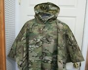 Wild Things Multicam Camo Poncho Shelter Multipurpos Wt Survivalist 56 X 87 Nsw