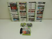 Lot Of 160 Microsoft Xbox 360 Games - Call Of Duty Ghosts, Battlefield 4