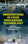 Innovations Food Processing Technology Bookh Neuf