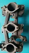 Force Outboard Intake Manifold 817959a3 And Reed Leaf Valve Plate F3a523158