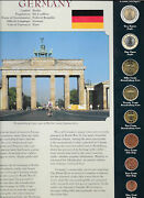 Coins From Around The World Germany Euro 2002 - 2003 Bu Unc 2 Euro 2002f Km214